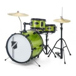 Millenium Youngster Drum Set Green